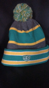 California Golden Seals Old Time Hockey Beanie.  Causeway Collection.